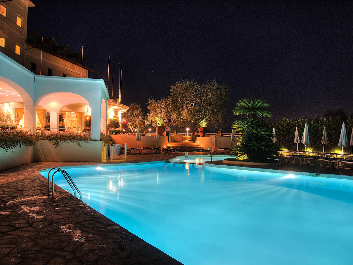 Hotel with Swimming Pool Sorrento